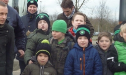 Busfahrt nach Gladbach mit den F-Junioren) 2014