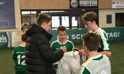 D1 trainiert mit Patrick Herrmann 2017