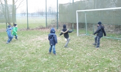 Fußball-Junioren Osterfeuer 2013